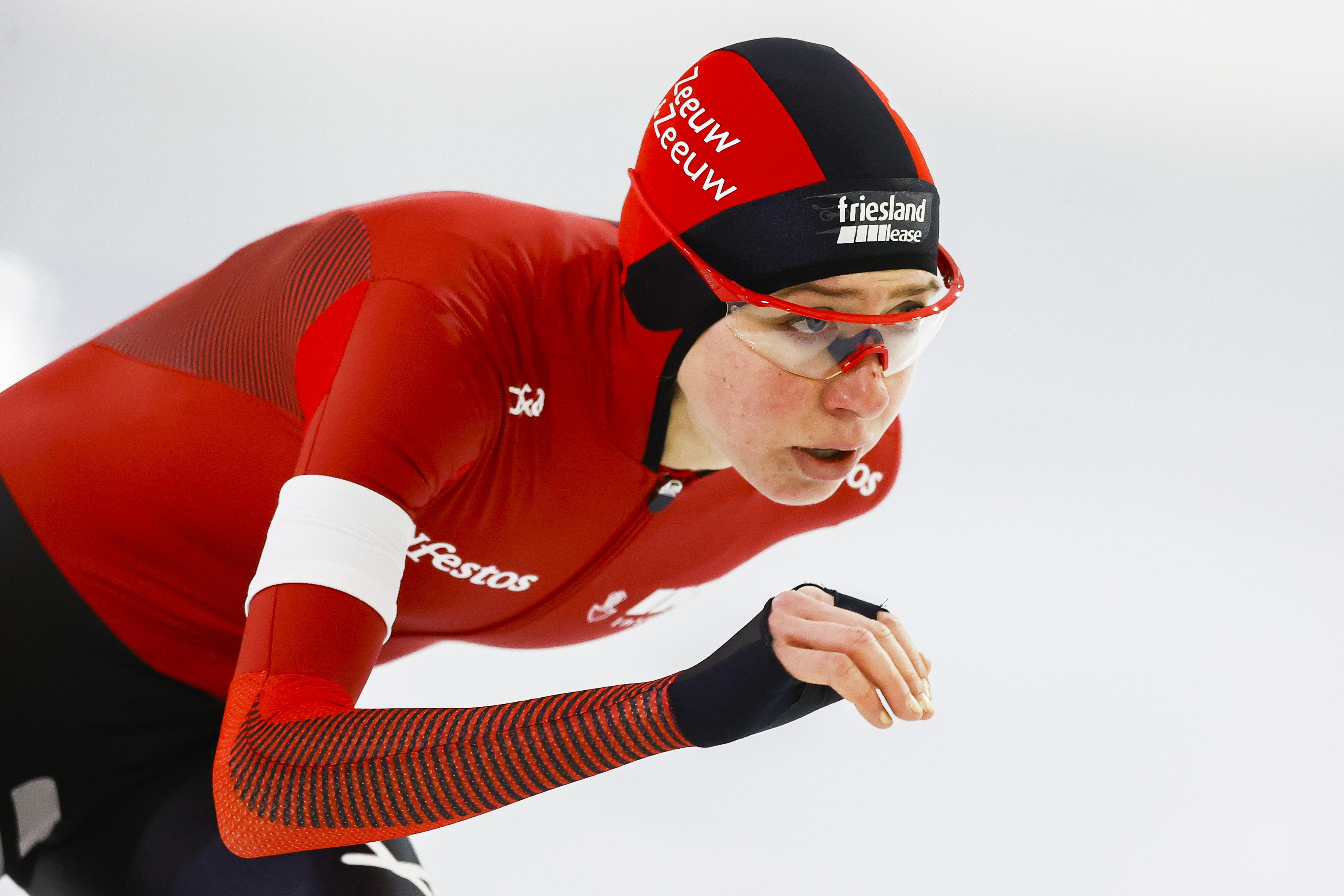 Het lichaam van Esmee Visser heeft de schaatsster uit Beinsdorp in de steek gelaten. 'Ik heb sinds de Winterspelen van 2018 op het randje geleefd. Deze zomer zat ik tegen overtraind zijn aan, of was ik het misschien wel'