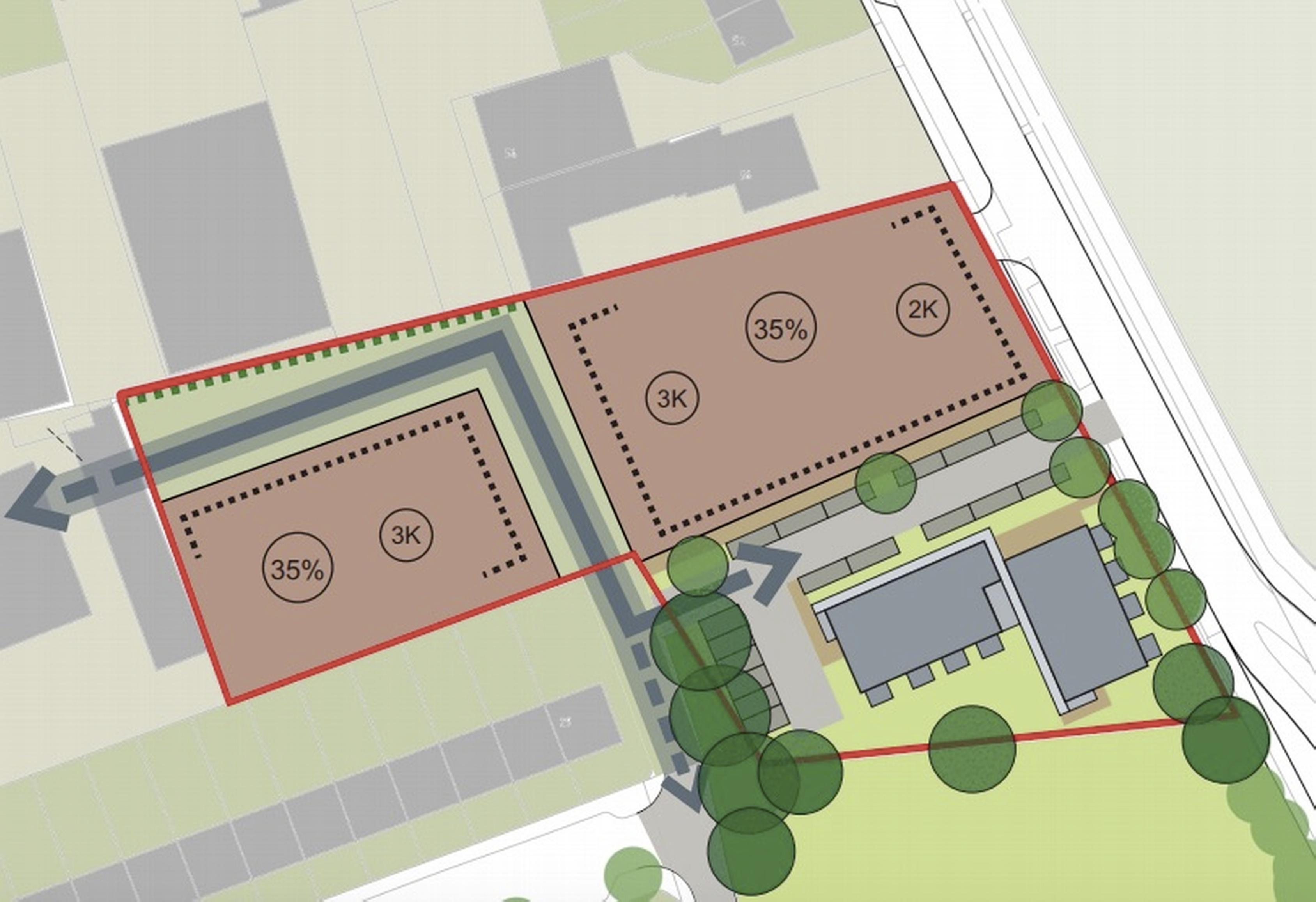 Voormalige gemeentewerf Loosdrecht kan in de verkoop, maar wel met wensenlijst
