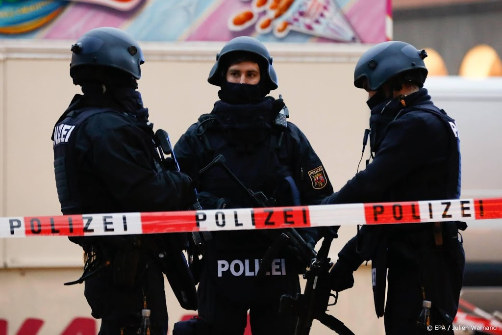 Vier doden na amokrit in voetgangerszone Trier