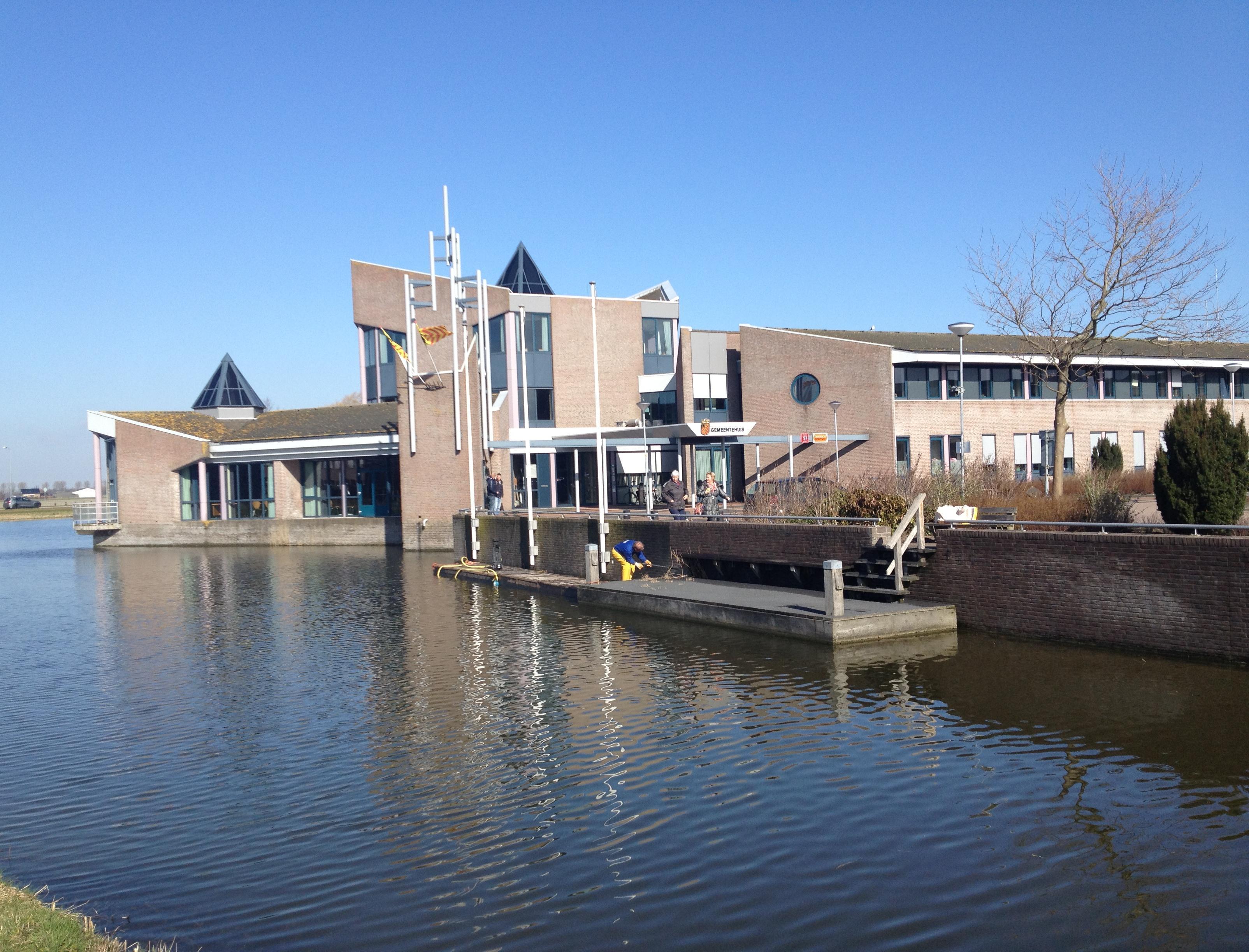 Langedijk wil bouwen in de Oostrand. 'We kunnen niet 1300 woningen binnenstedelijk bouwen. Dan moeten we de hoogte in en dat past niet bij Langedijk'
