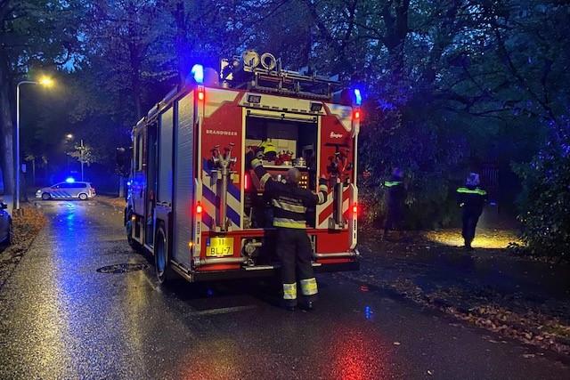 Schoorsteenbrand veroorzaakt nodige rookoverlast in Aerdenhout