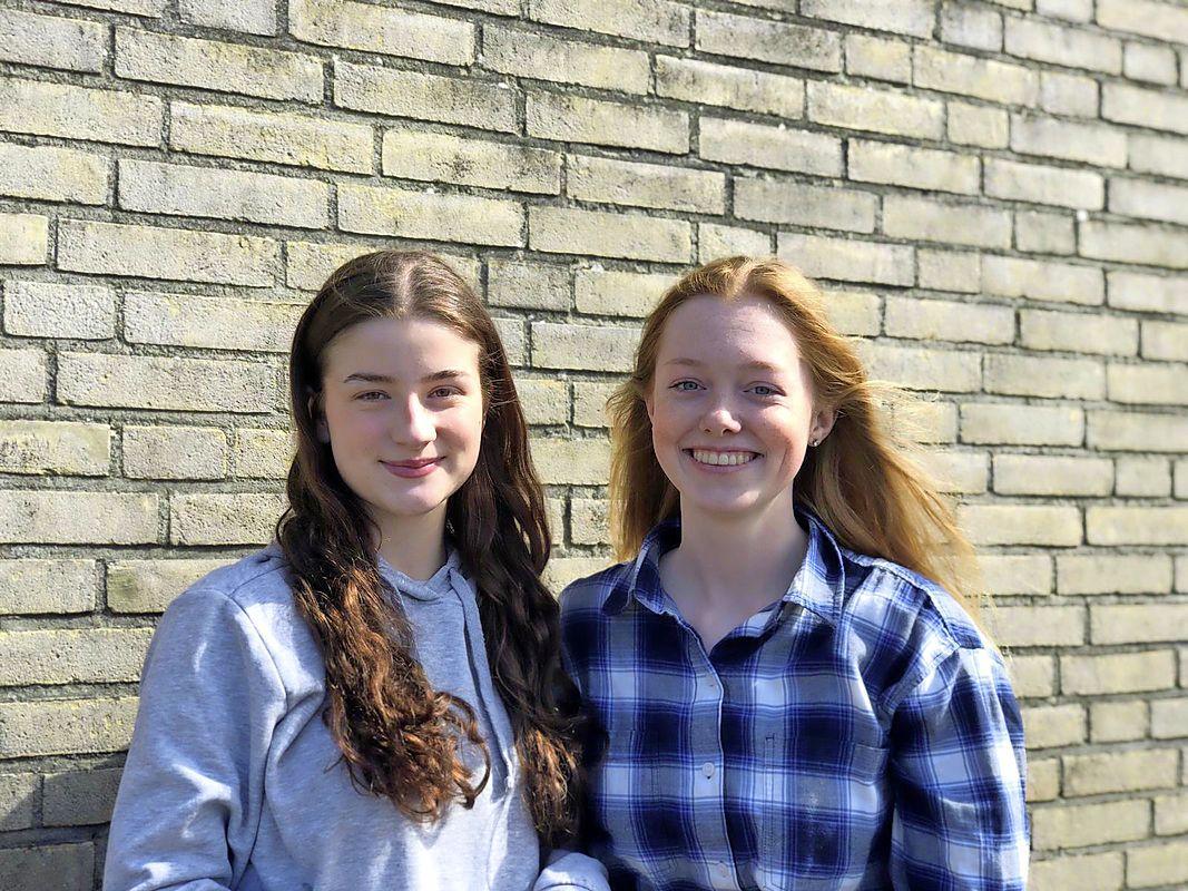 Duitse talenknobbel Martinusleerlingen: Luna en Renée halen landelijke top drie