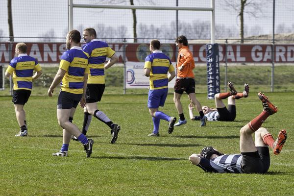 Rugbyclub Haarlemmermeer Hawks mag langer blijven