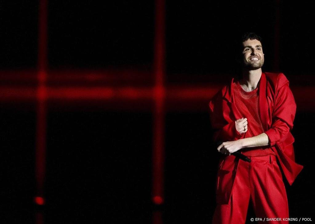 Rotterdam steunt met corona besmette Duncan Laurence