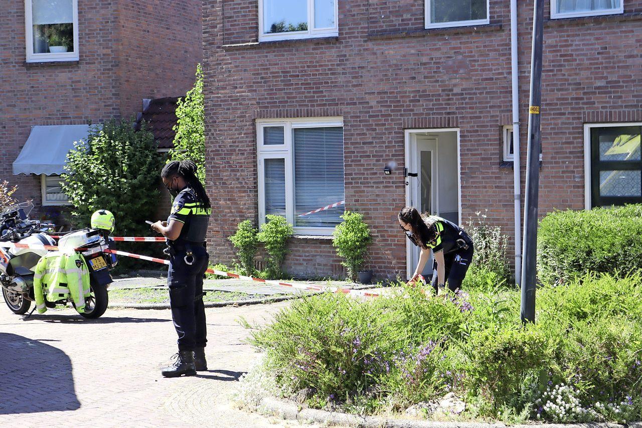 Verdachte aangehouden na woningoverval in Noordwijkerhout, slachtoffer lichtgewond
