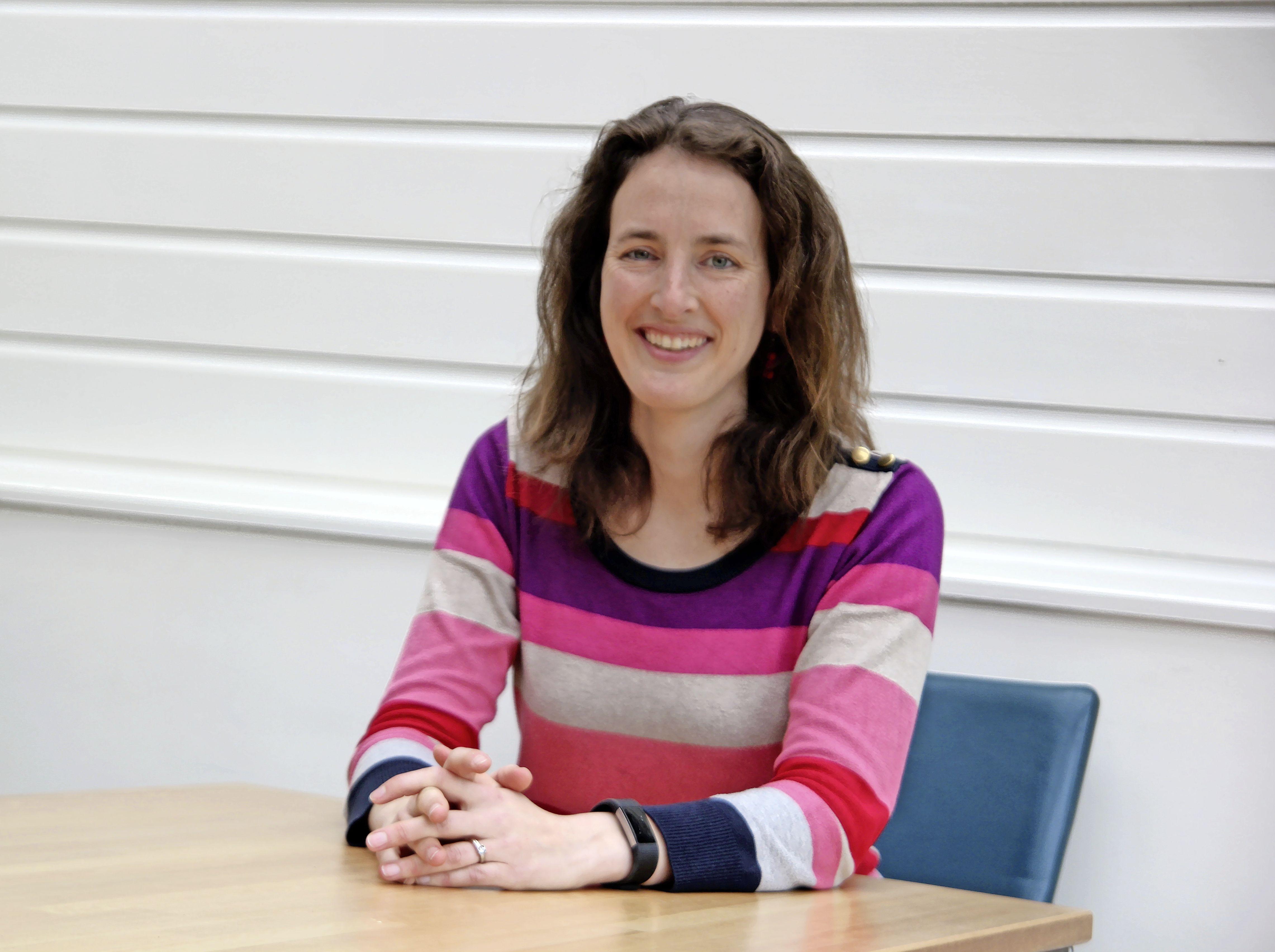 Millennial Erica Ording uit Leiden draagt graag haar steentje bij aan een betere toekomst