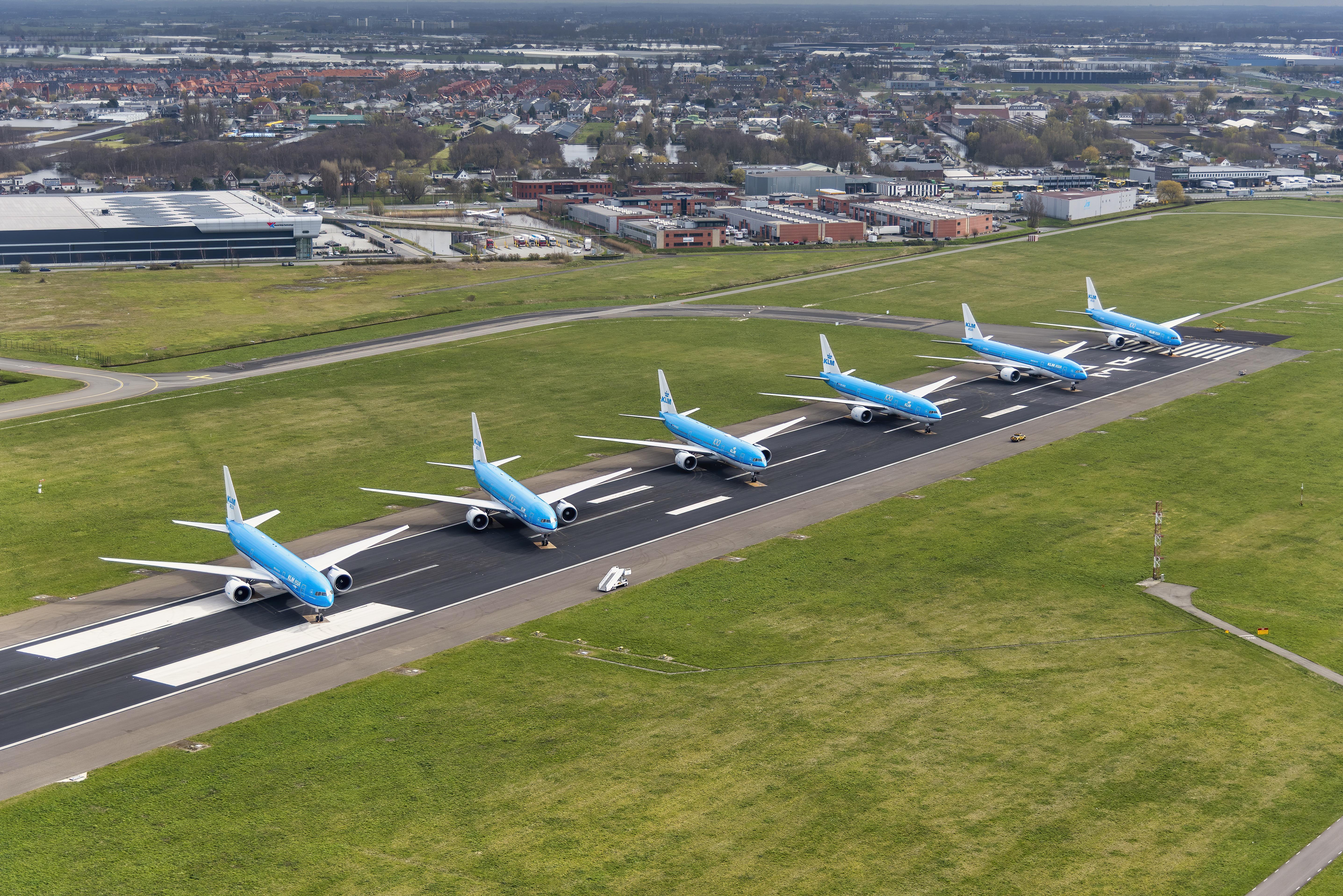Oproep aan onze lezers: hoe bevalt het u zonder vliegtuiglawaai?