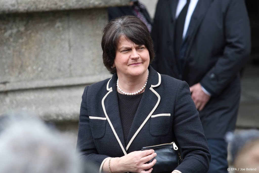 Noord-Ierse premier: EU niet geïnteresseerd in vredesverdrag