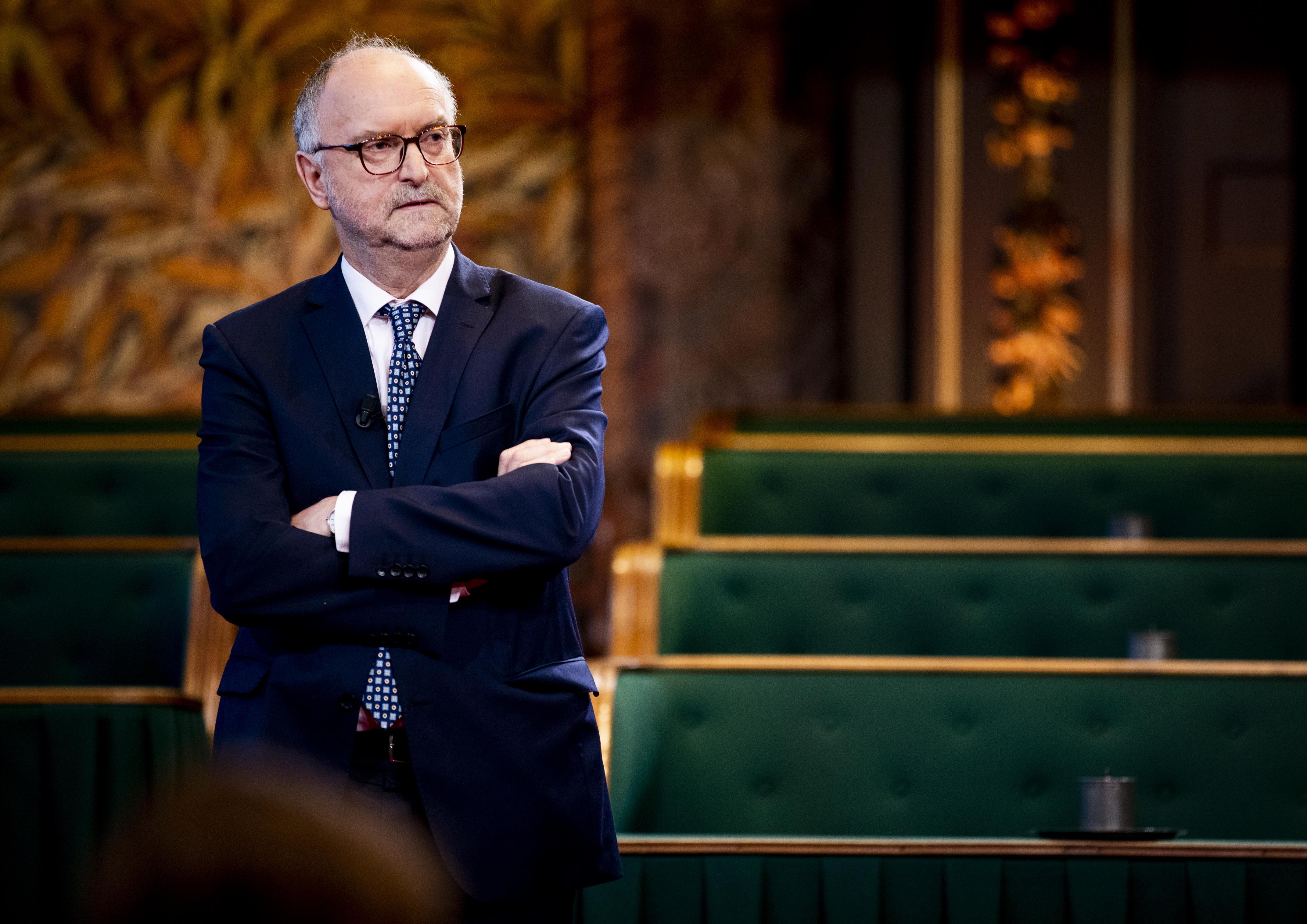 Leidse hoogleraar Paul Cliteur gaat FVD toch wel leiden in de Eerste Kamer