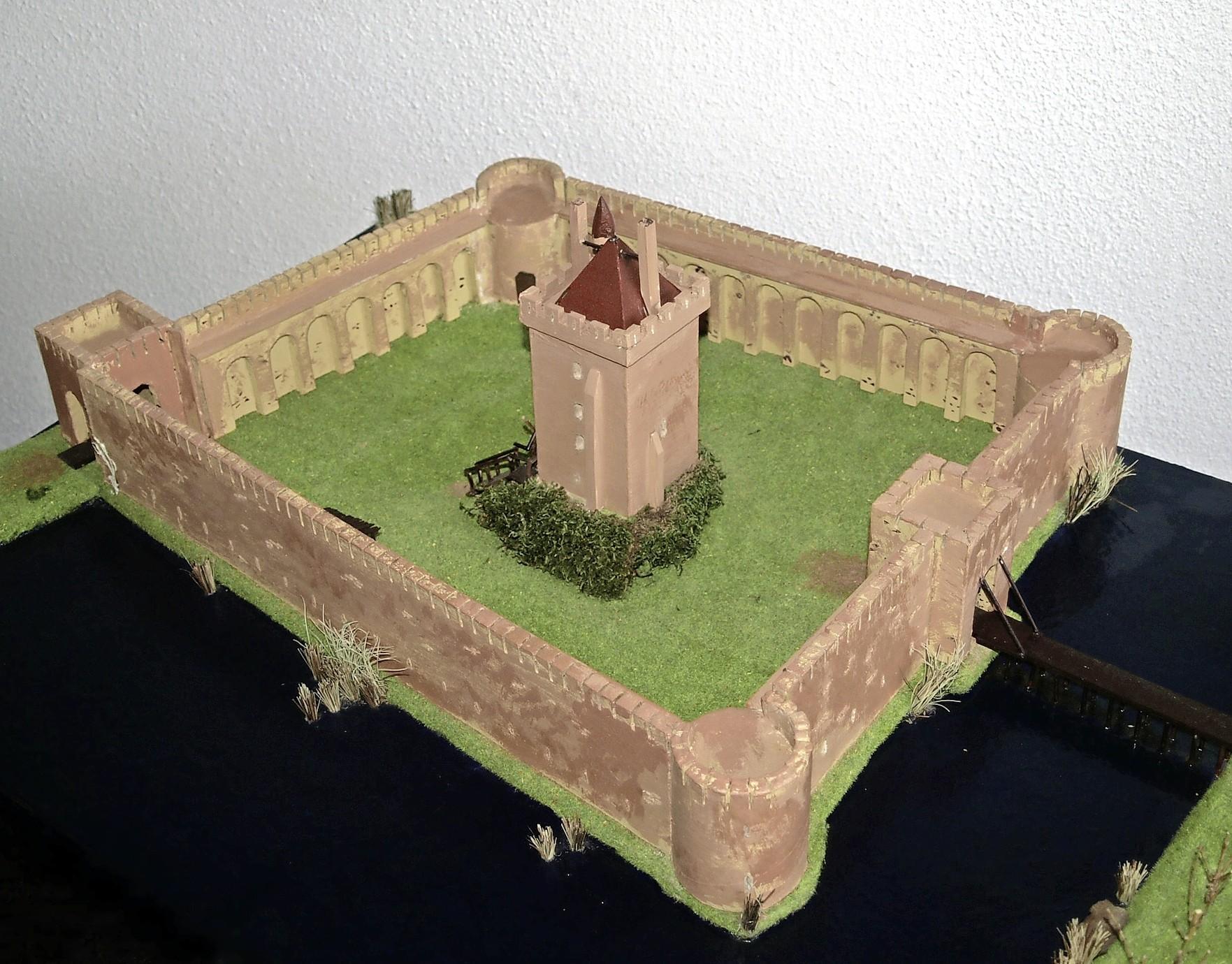 Verzorgd van de wieg tot het graf. Eten in een middeleeuws kasteel als Oud Haerlem bij Heemskerk was gezonder dan nu