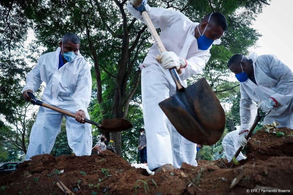 'Wereldwijd meer dan 3 miljoen doden door coronavirus'