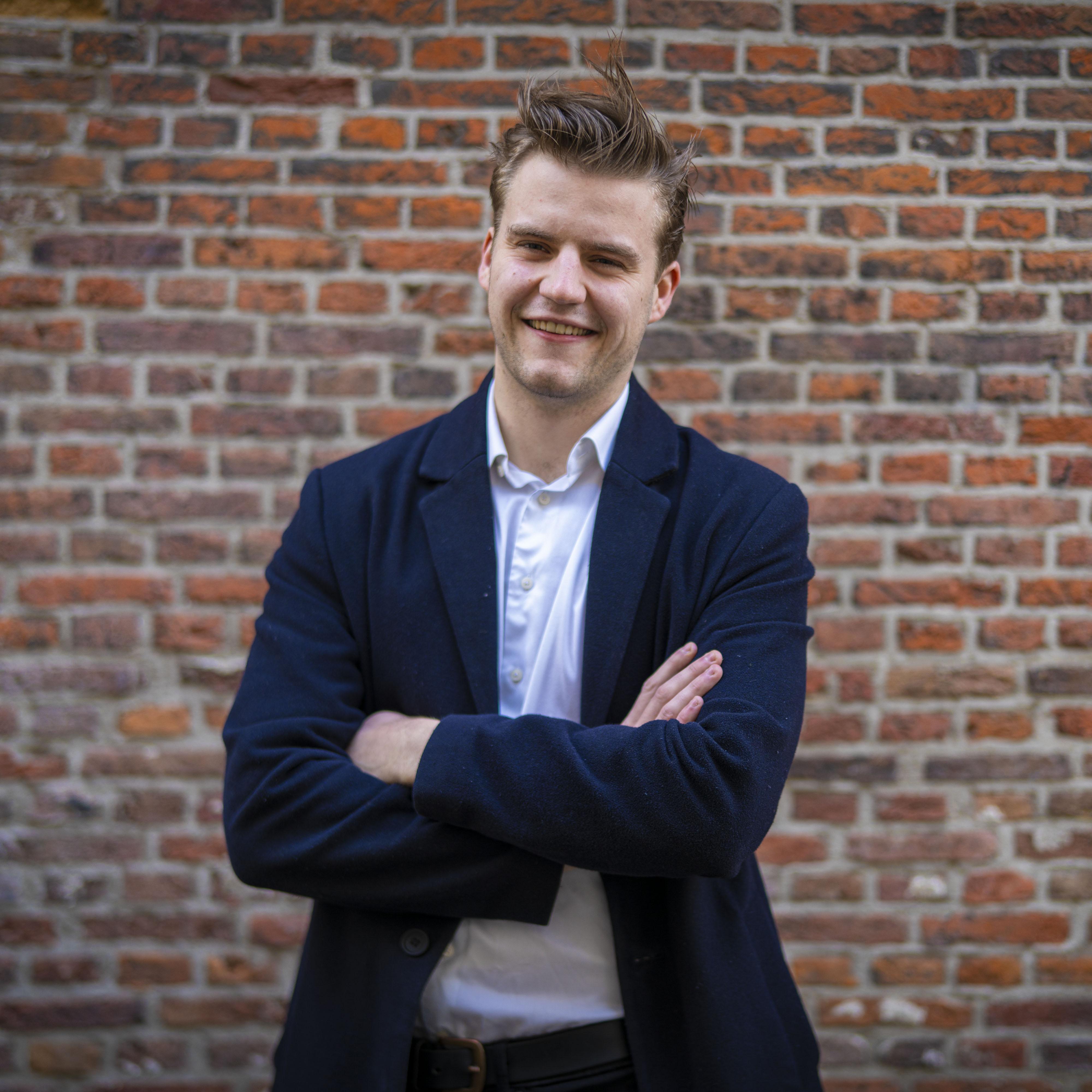 Hein Laterveer, genomineerd als Persoon van het Jaar: 'Een zeer spannende tijd'