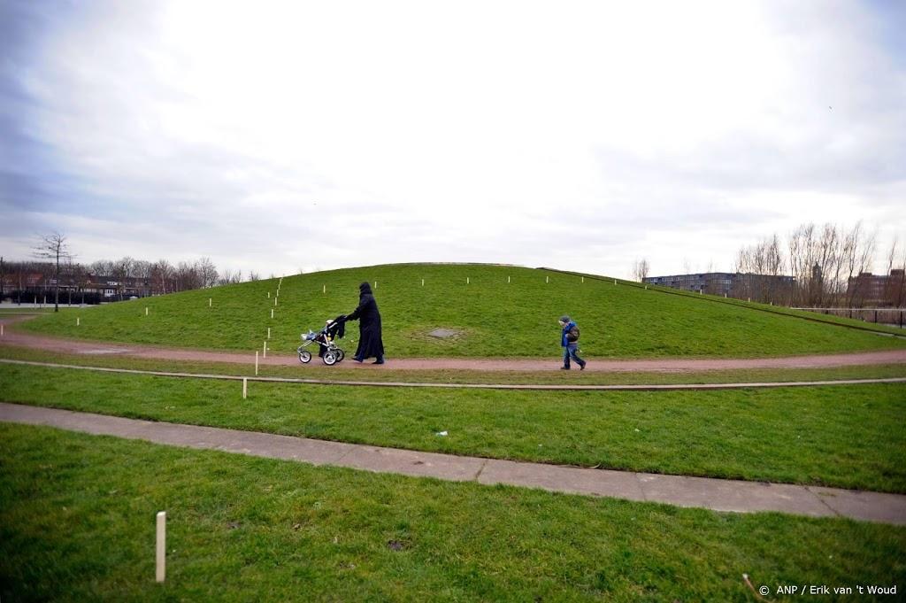 Te druk in vier Utrechtse parken