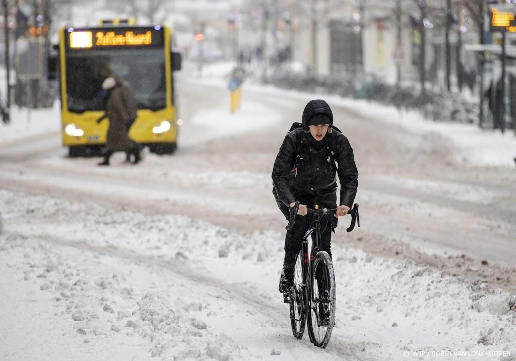 KNMI: sneeuwhoeveelheid Darcy niet erg zeldzaam