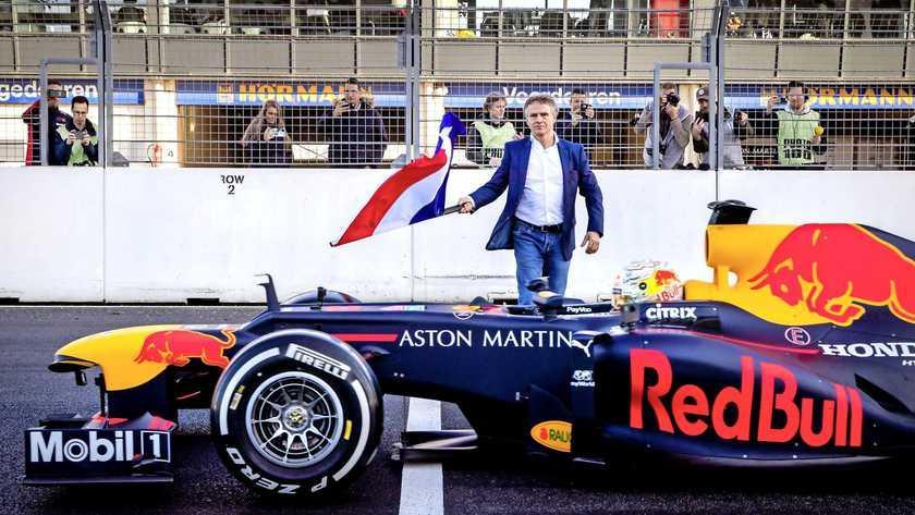 'Grand Prix in Zandvoort op 5 september 2021'