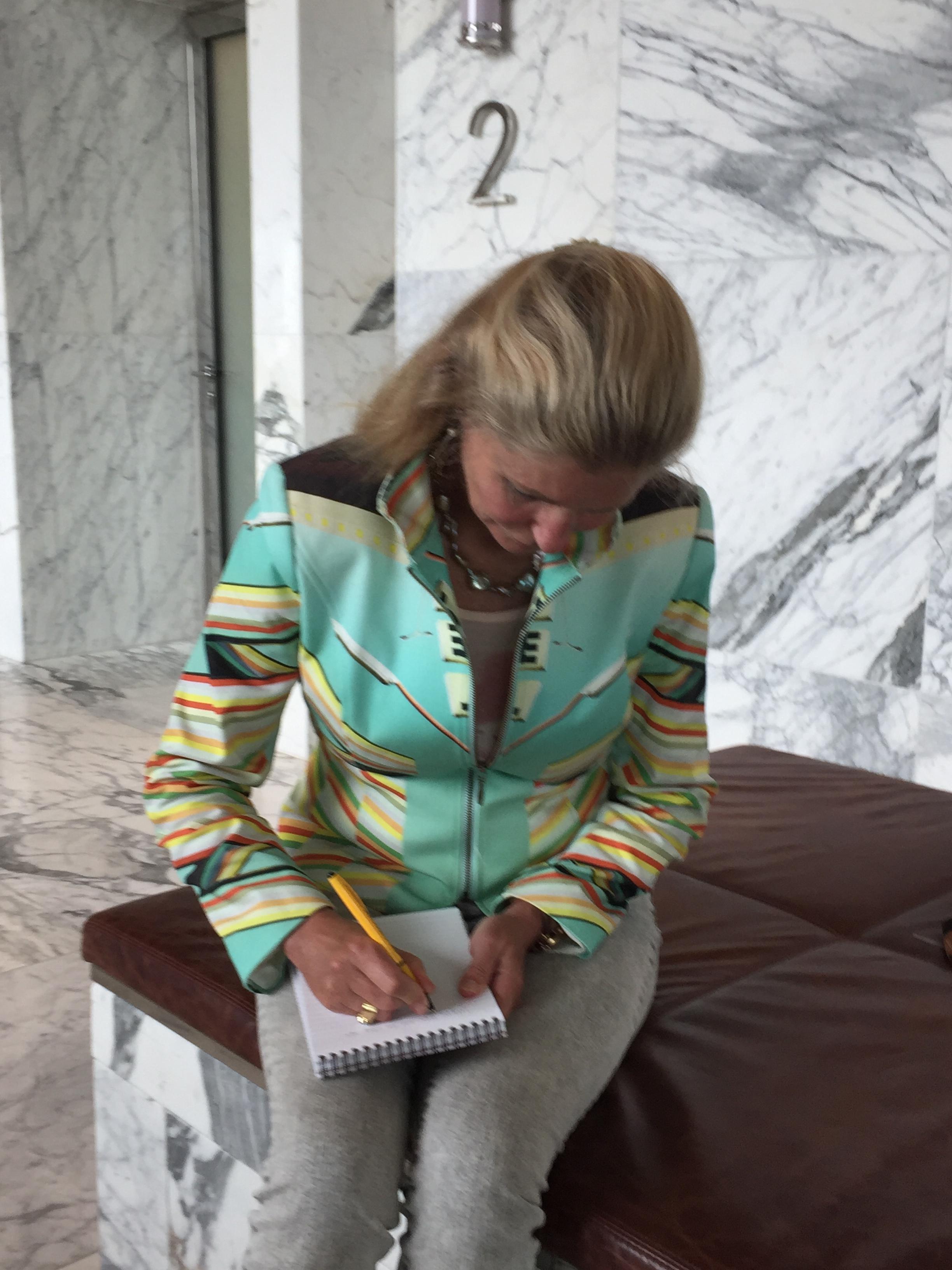 Bloemendaals raadslid Marielys Roos: 'Dit is een heksenjacht'