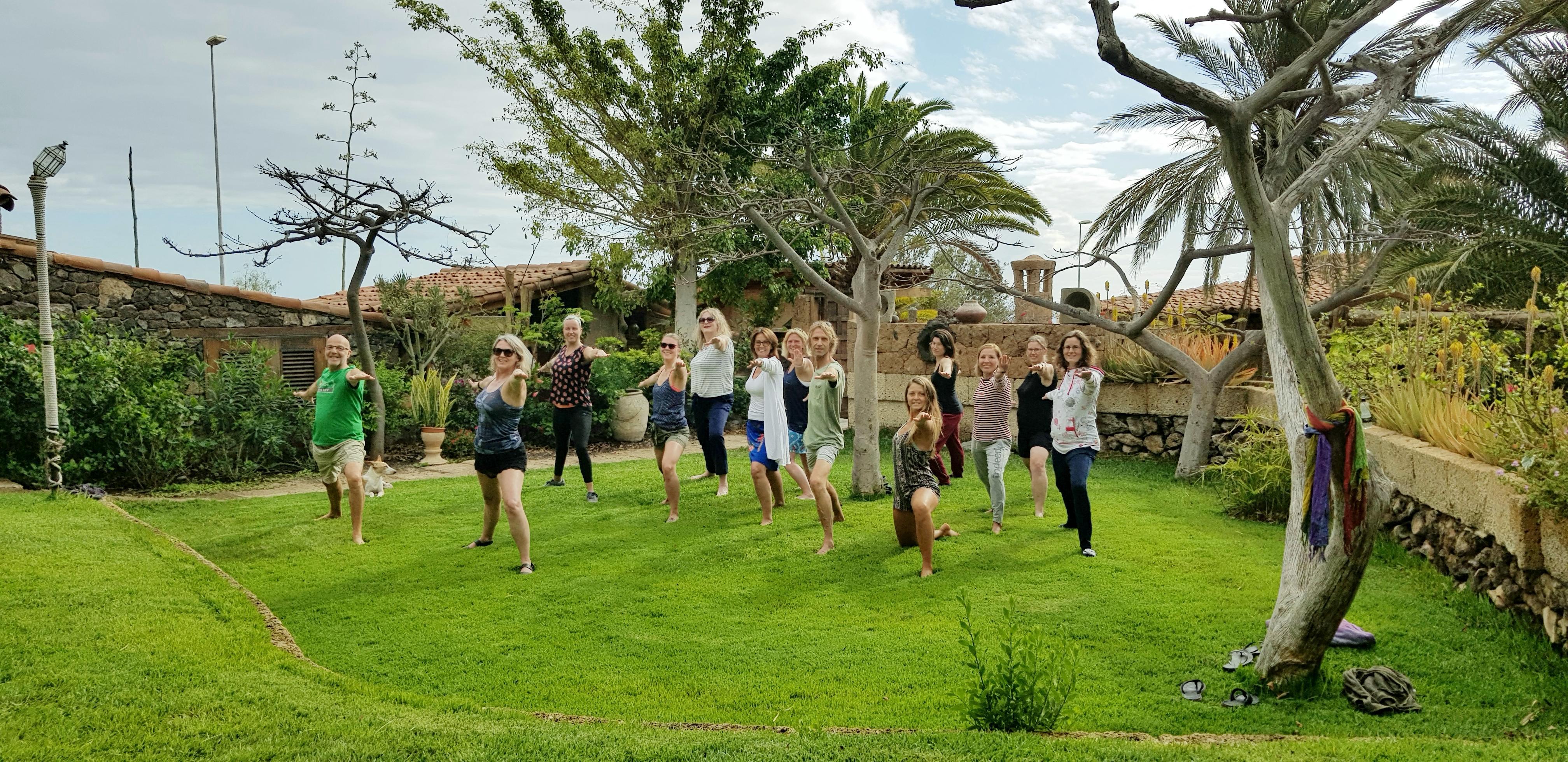 Haarlemmer 'gevangen' in paradijs op zonnig Tenerife: 'Als je toch ergens in lockdown moet zitten, dan is dit de ultieme plaats'