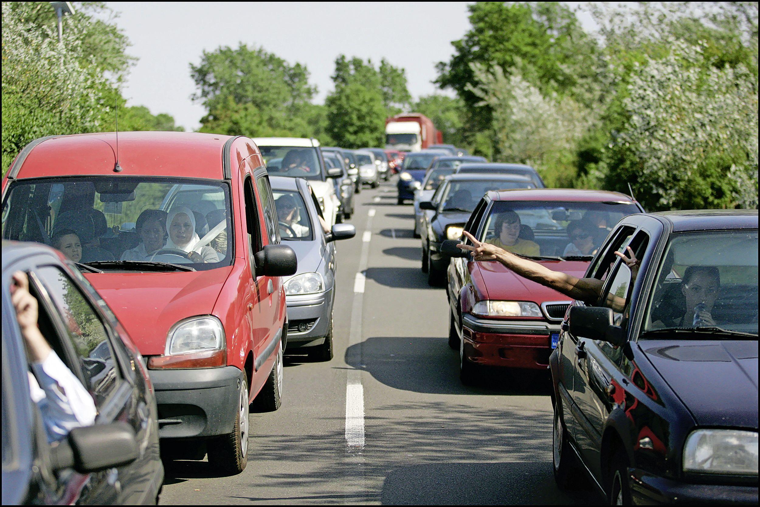 Deze zomer ook maatregelen tegen parkeerchaos in Zandvoortse wijk Nieuw Noord