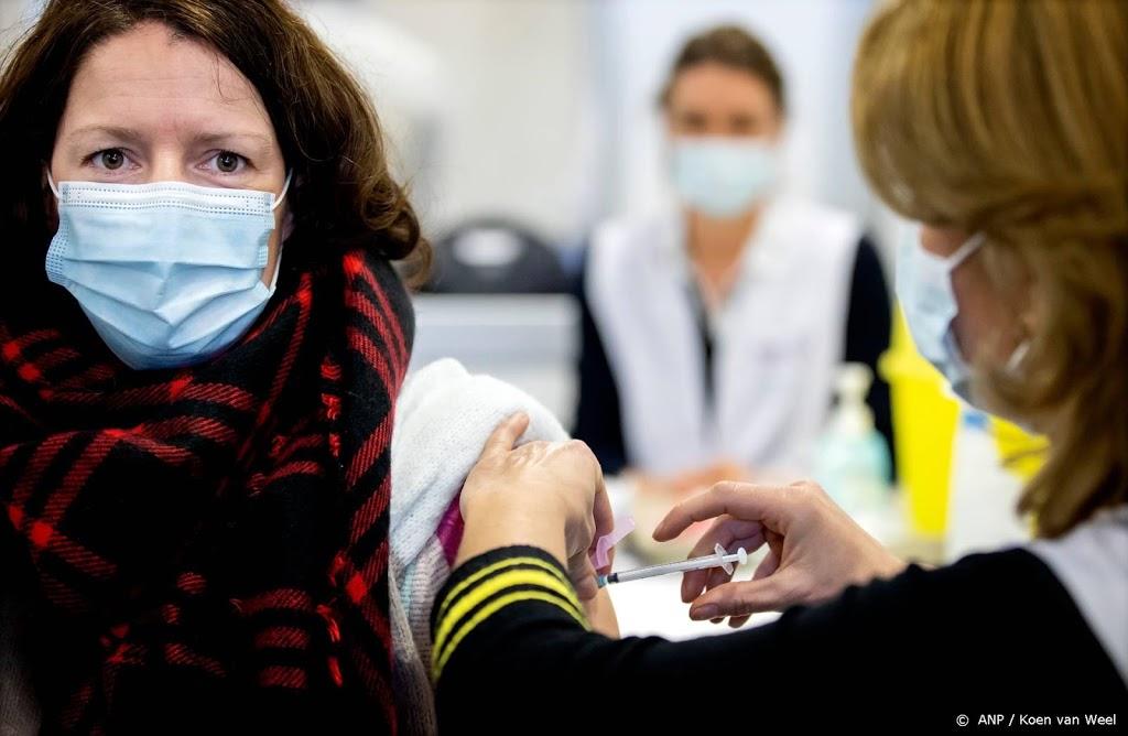In totaal 40.000 medewerkers acute zorg gevaccineerd