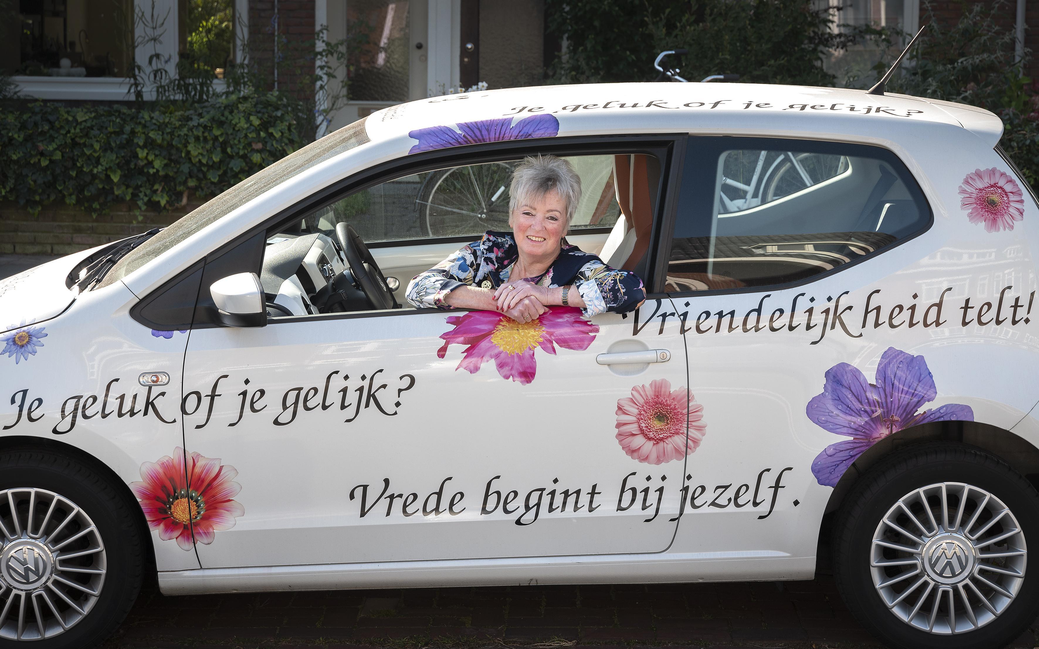Bewustzijnscoach Carmen de Haan verhuist naar Haarlem: 'Het is mijn missie mensen te helpen'