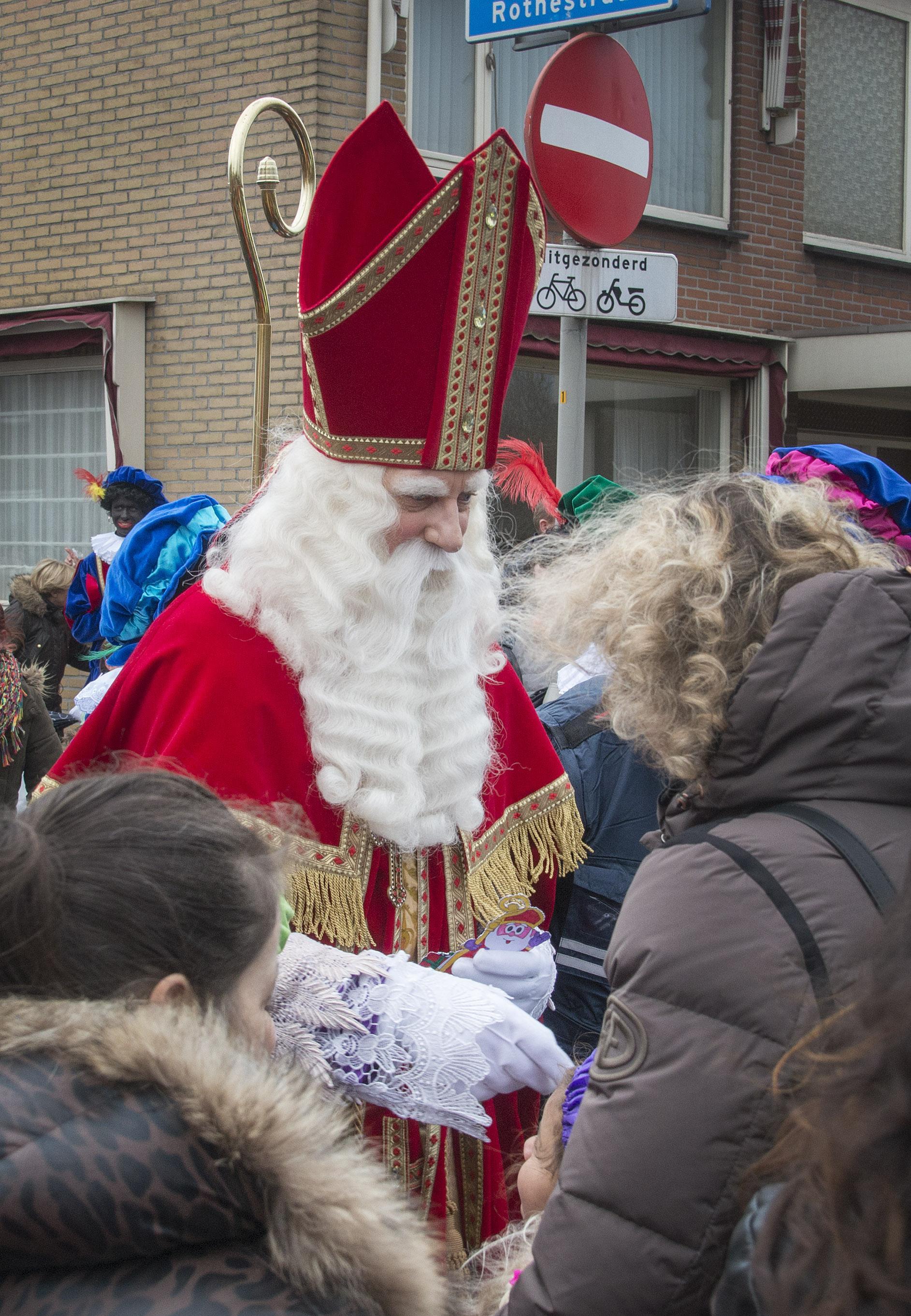 Ook Beverwijk schrapt Sinterklaasintocht vanwege corona