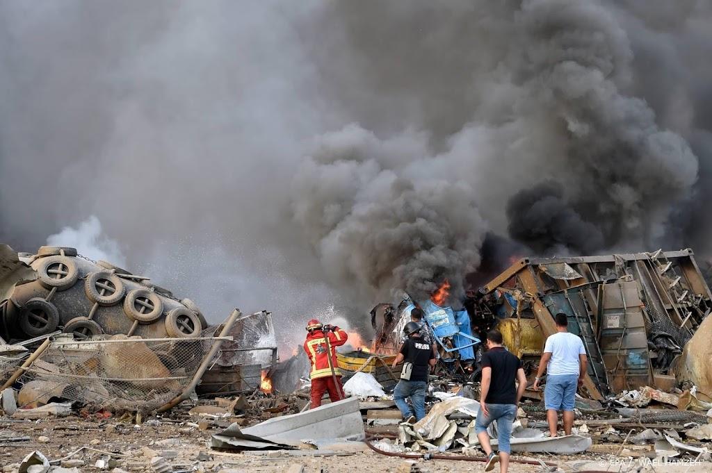 Dodental Beiroet loopt verder op