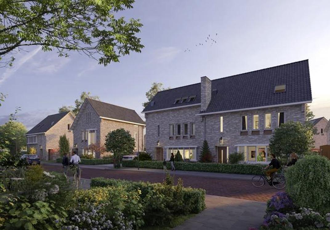Eind dit jaar start huizenbouw Meijertuin in Baarn, verwacht ontwikkelaar. Vaart maken om ook 29 starterswoningen Drakentuin te kunnen realiseren [video]
