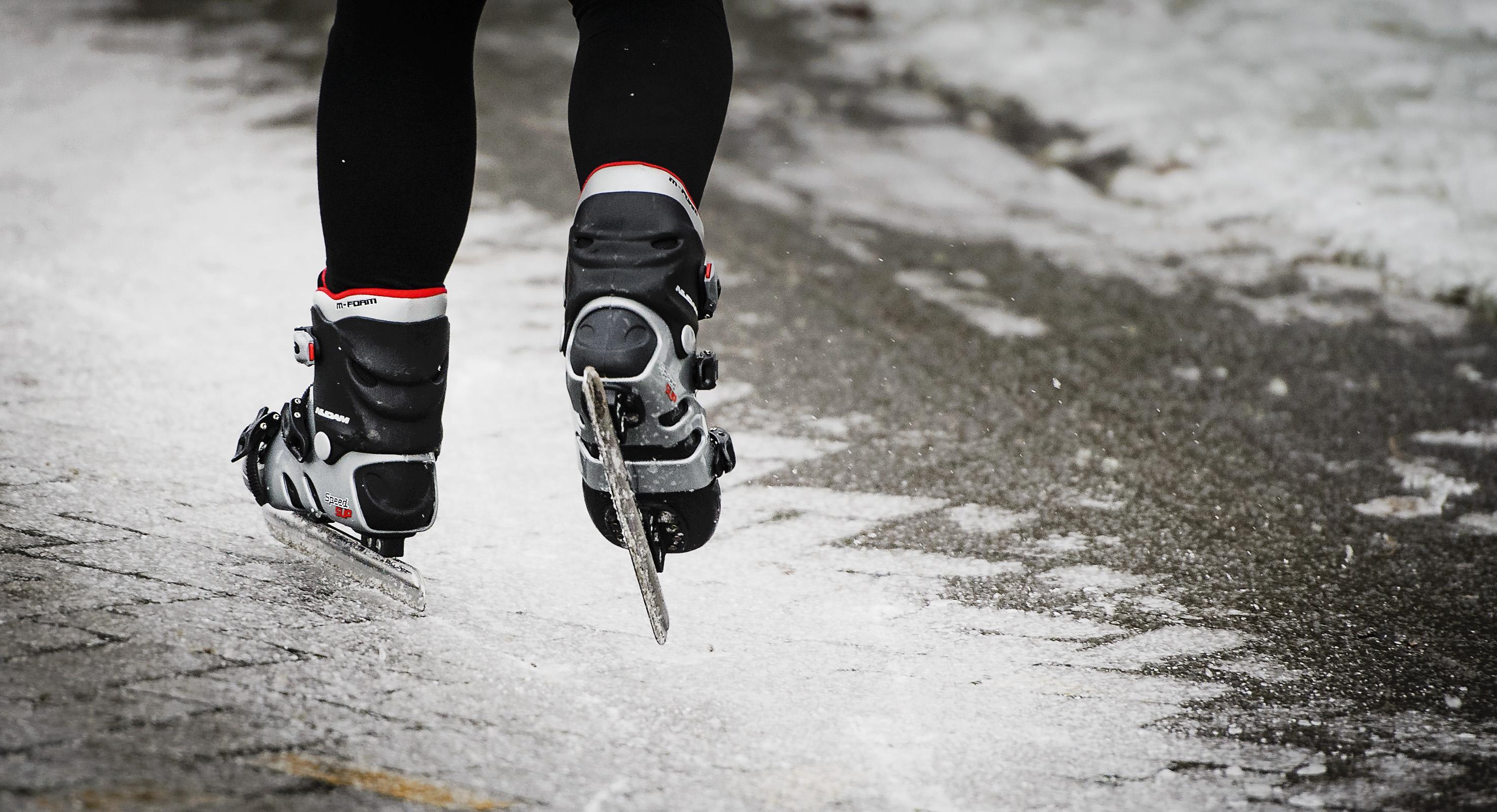 Niet overal schaatspret ondanks aangekondigde vrieskou: 'Niet verantwoord om nu open te gaan'