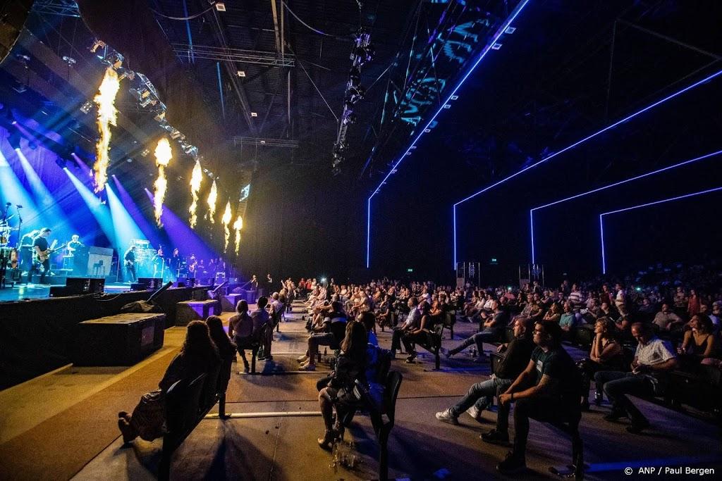 Brabanthallen krijgt ontheffing om 600 mensen te ontvangen