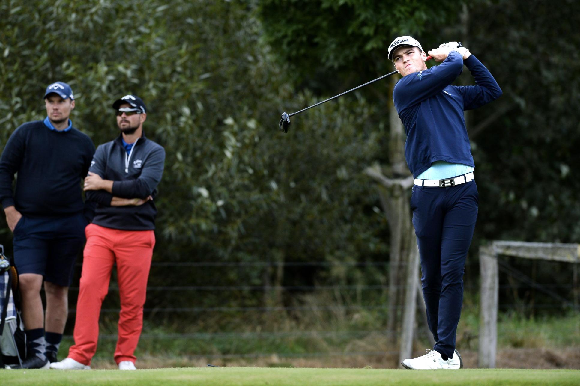 Uitgeester golfer Mike Korver: 'Het is uiteindelijk mijn droom én mijn doel om naar Verenigde Staten te gaan'