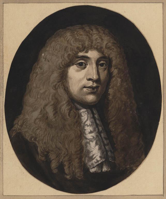 In 1674 geroofde schilderijen waren gemaakt door Haarlemse musketier Jan van Huchtenburg
