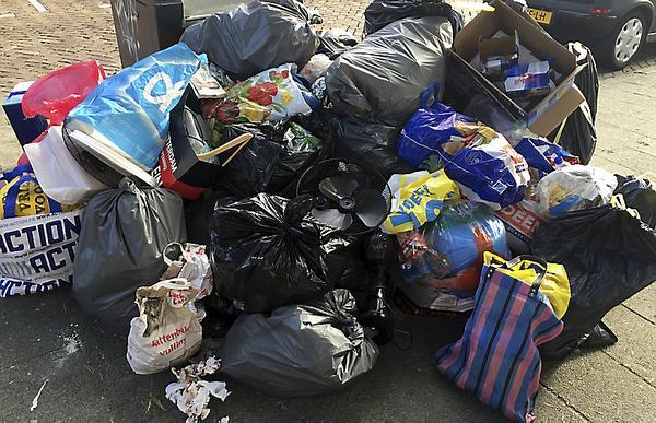 Gooiers gaan de strijd tegen restafval graag aan
