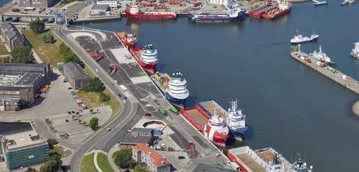 Sleutelrol voor Helderse haven bij energieneutraal maken van gas productieplatform NAM