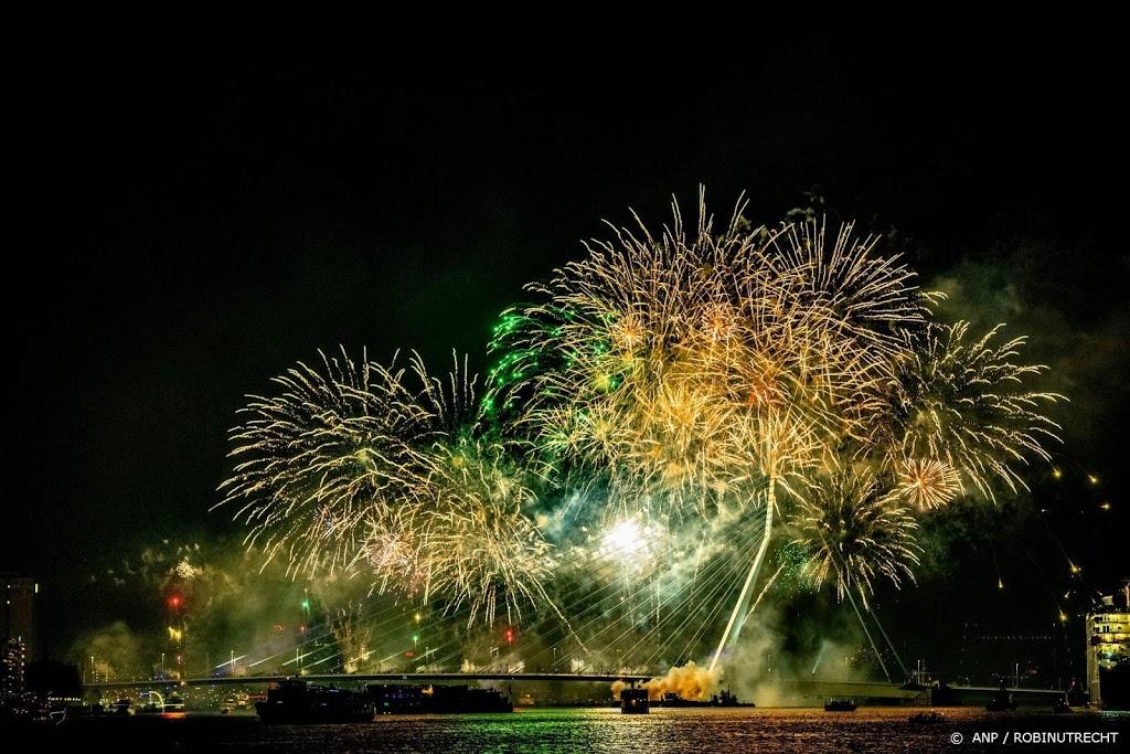 Rechtszaak over afsteekverbod vuurwerk Rotterdam