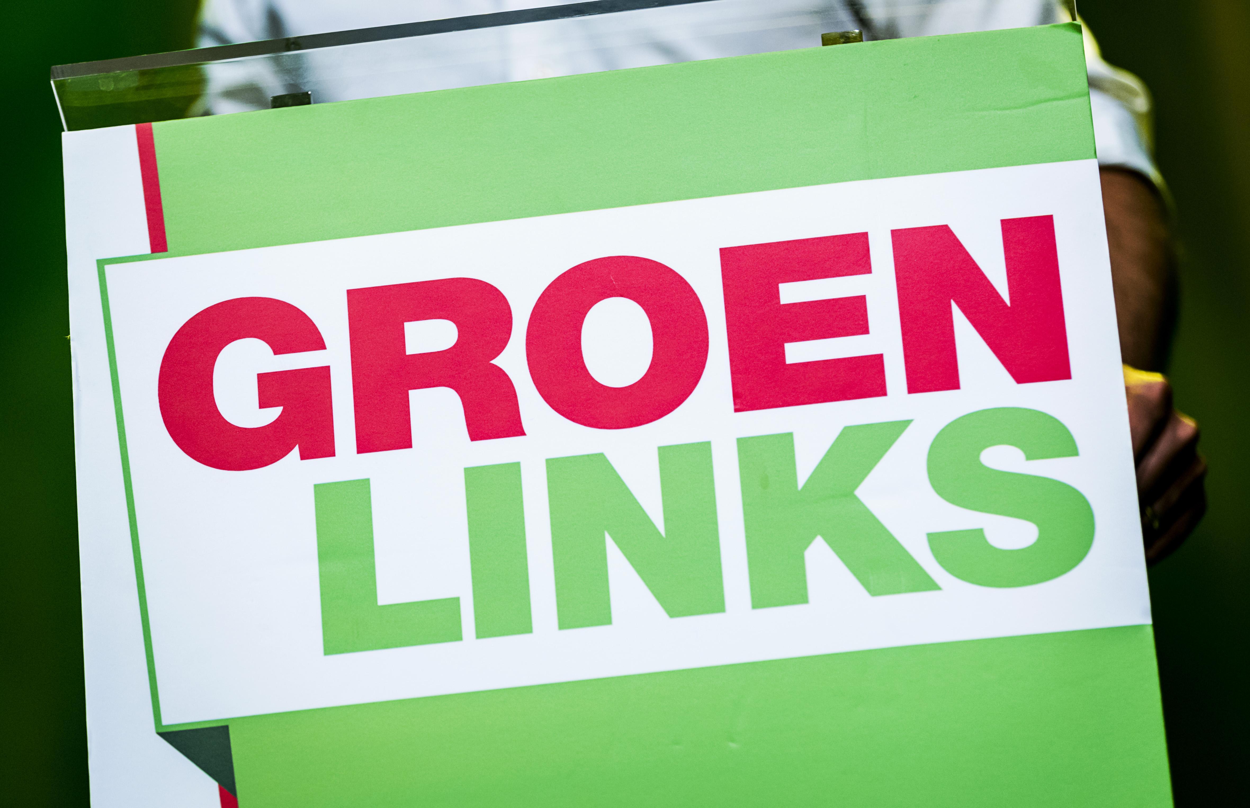 GroenLinks IJmond reikt ook een rood lintje uit