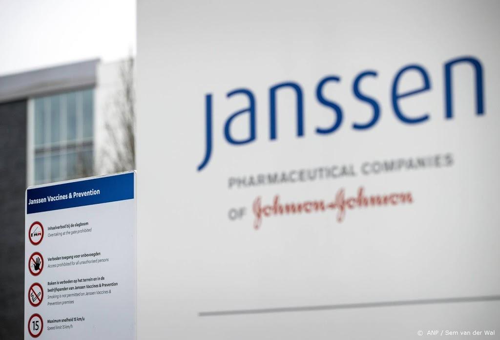 Janssen-vaccin wordt vanaf 19 april aan Europa geleverd