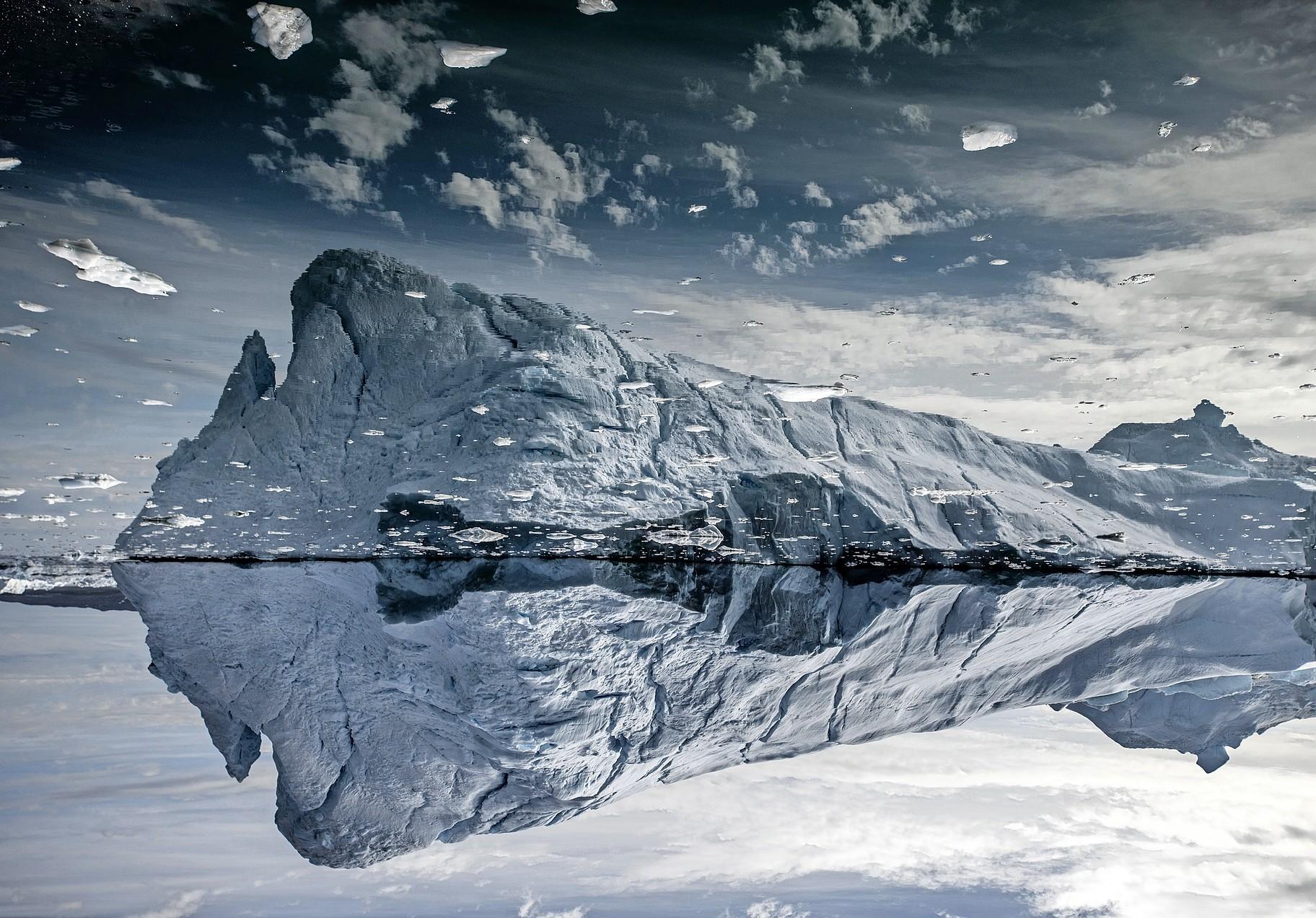 Beeld als bewijslast:het water stijgt nú. Fotojournalist Kadir van Lohuizen maakt impact van stijgende zeespiegel zichtbaar