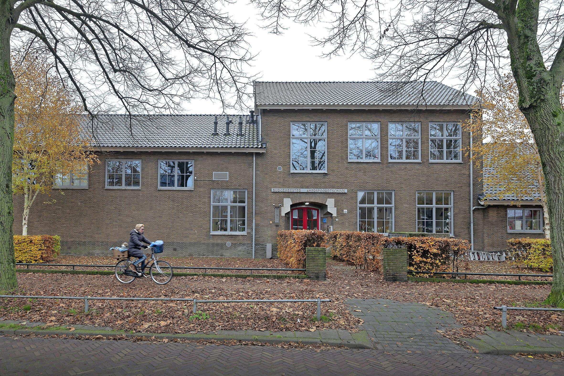 Bezwaarcommissie: besluit om Amersfoordtschool in Badhoevedorp te sluiten is terecht genomen