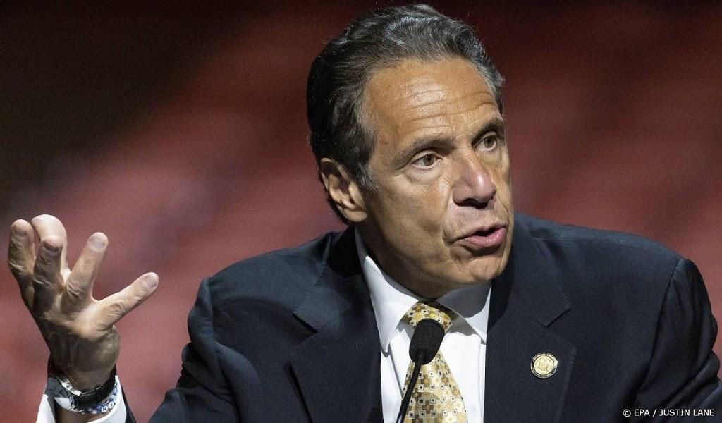 Onderzoek: gouverneurCuomovan New York viel vrouwen lastig