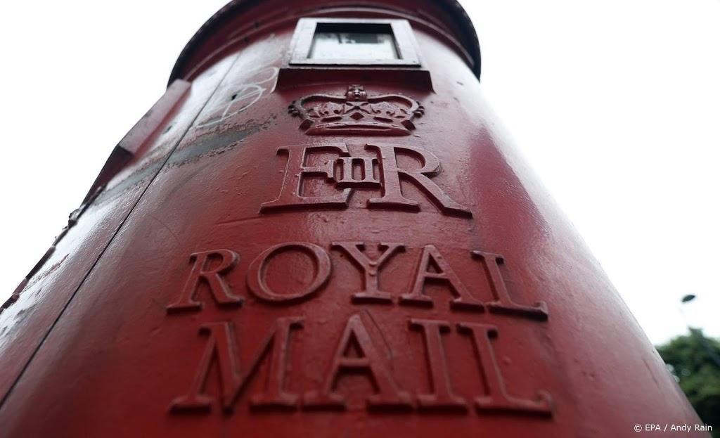 'Brits postbedrijf Royal Mail begint bezorgproef met drones'