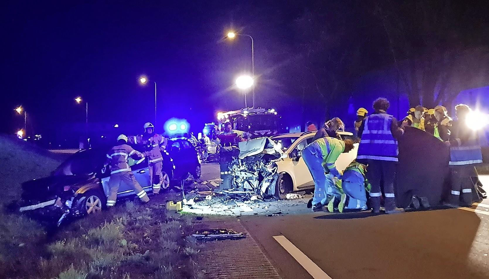 Bestuurster die dodelijk ongeval N242 heeft veroorzaakt, gaat in hoger beroep. Al is het onzeker of dat wordt doorgezet