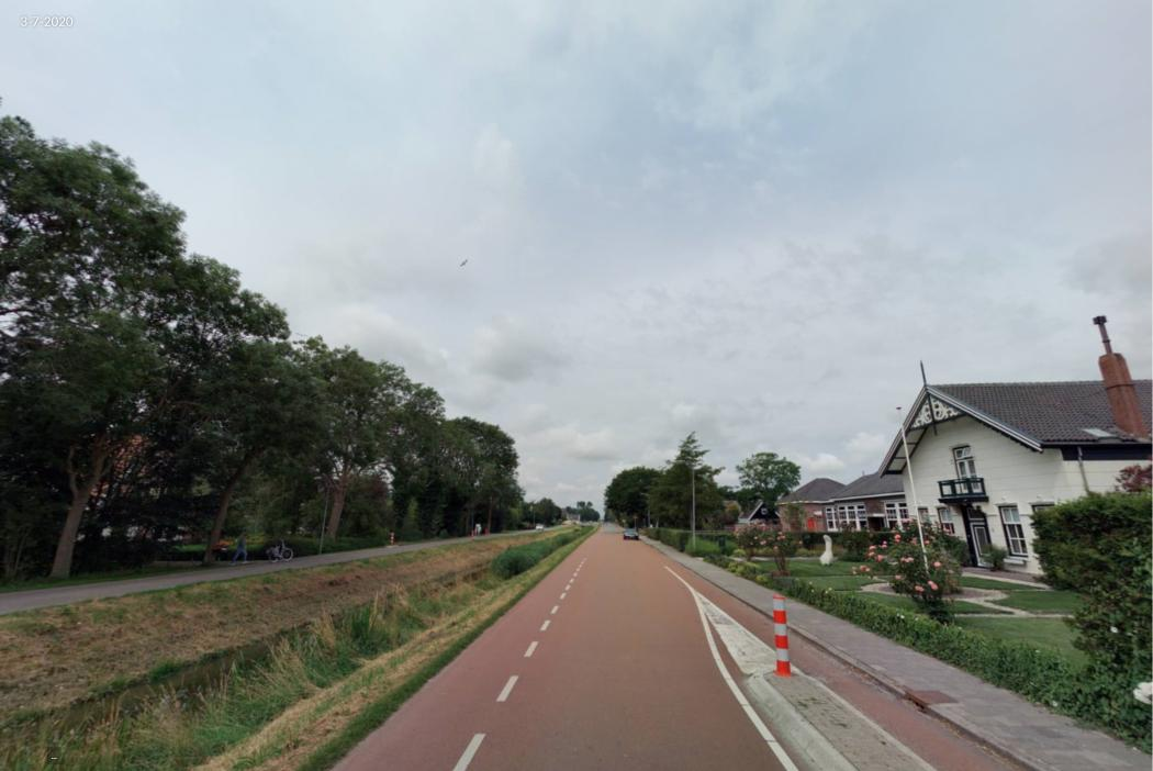 Hollands Kroon pakt asfaltwegen aan in september