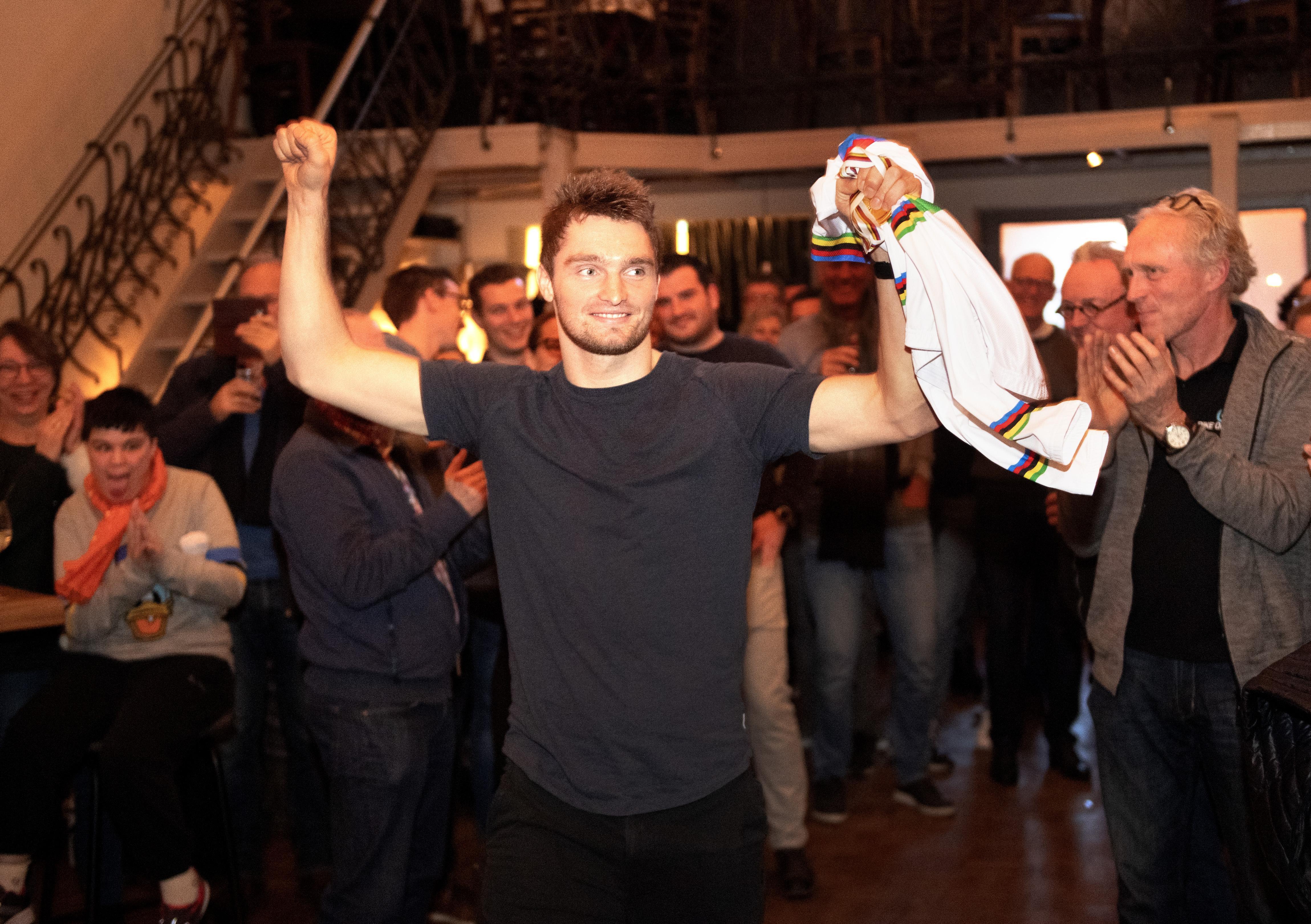 Santpoorter Büchli moet punten pakken tijdens EK wielrennen op de baan