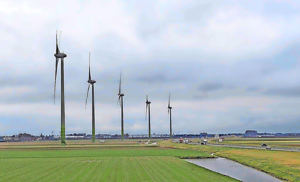 'Leg omstreden windpark in Haarlemmermeer niet aan'. Er is te weinig draagvlak, stelt wethouder Jurgen Nobel
