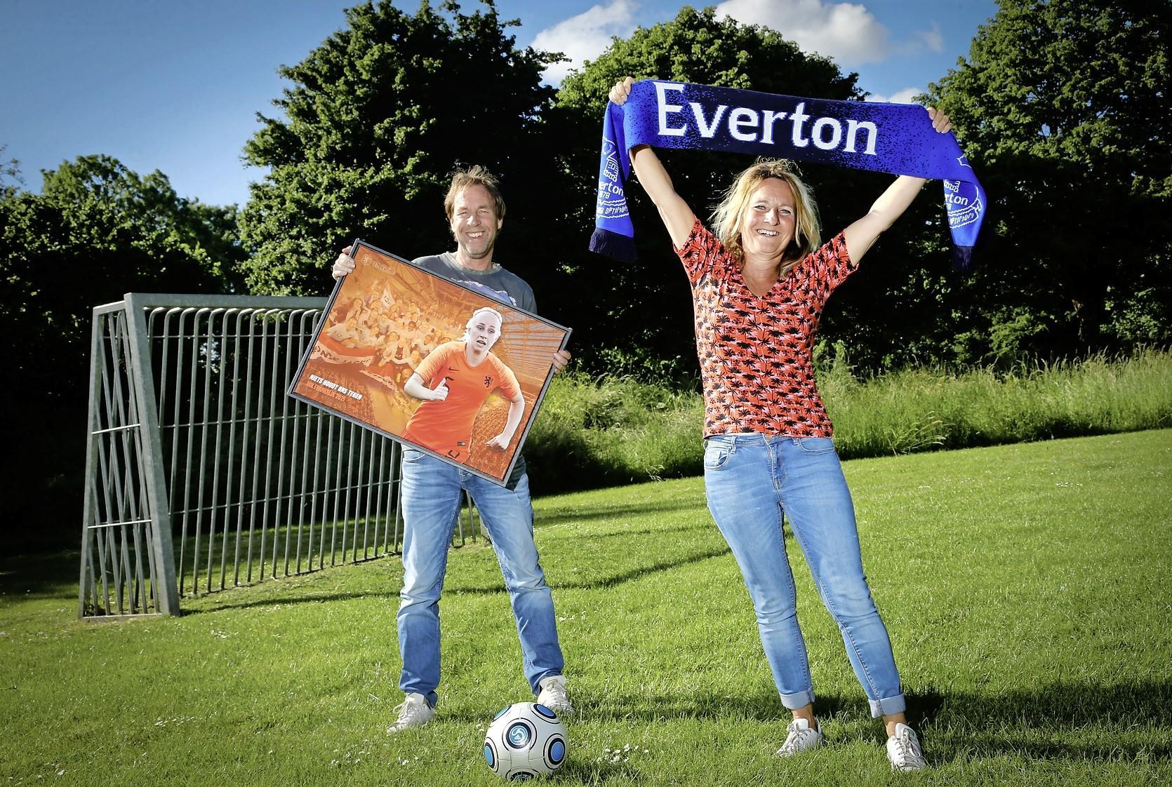 Inessa Kaagman: international van de Oranje Leeuwinnen uit een voetbalmaf gezin