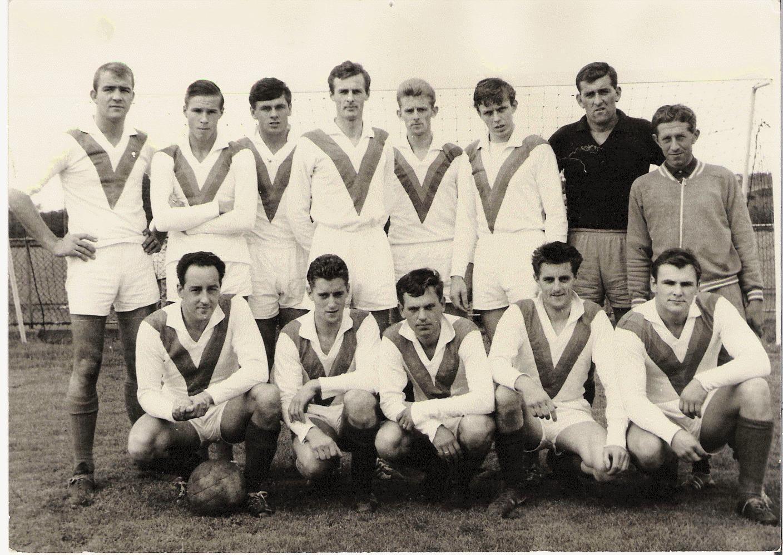 100 jaar voetbal in Velsen-Noord, net nu er even niet meer gespeeld mag worden
