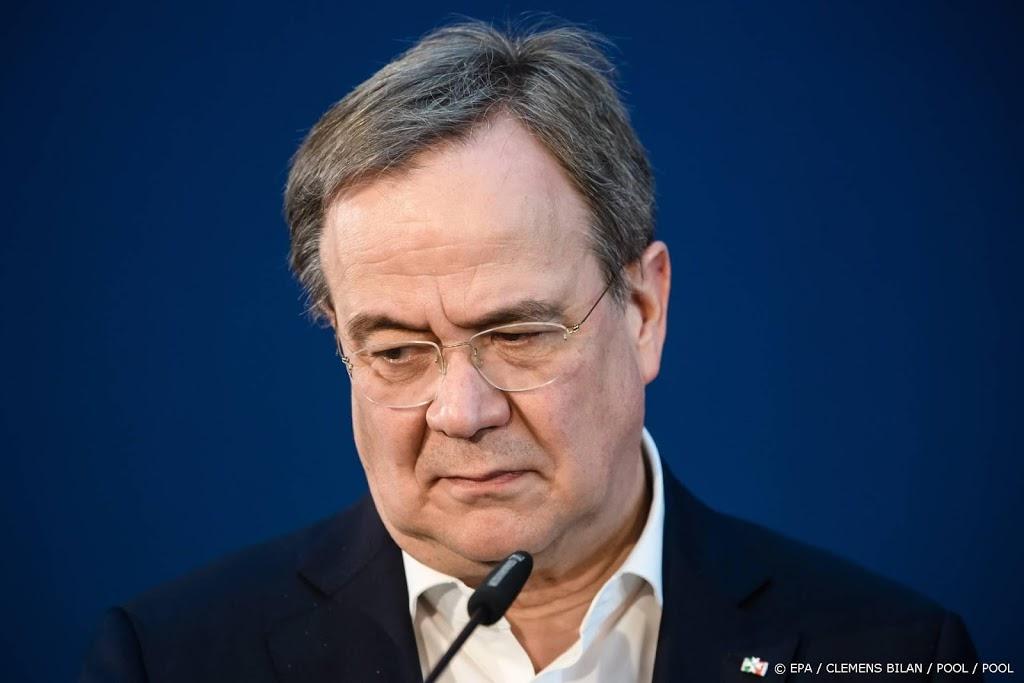 Leiding CDU steunt Armin Laschet als kandidaat-premier