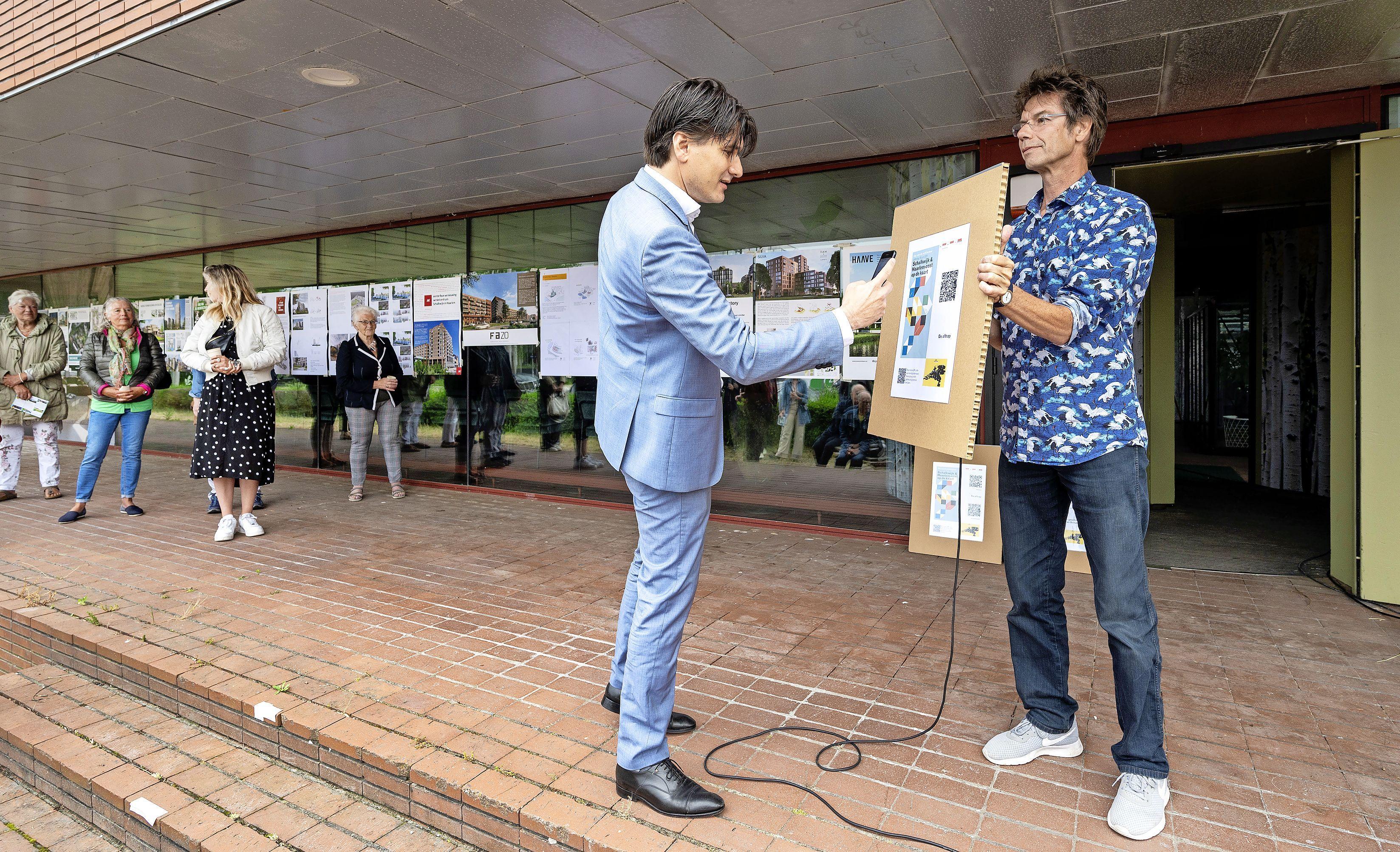 ABC museum zet Schalkwijk in het zonnetje tijdens landelijke Dag van de Architectuur. 'Het is een prachtig gebied dat zich razendsnel ontwikkelt'