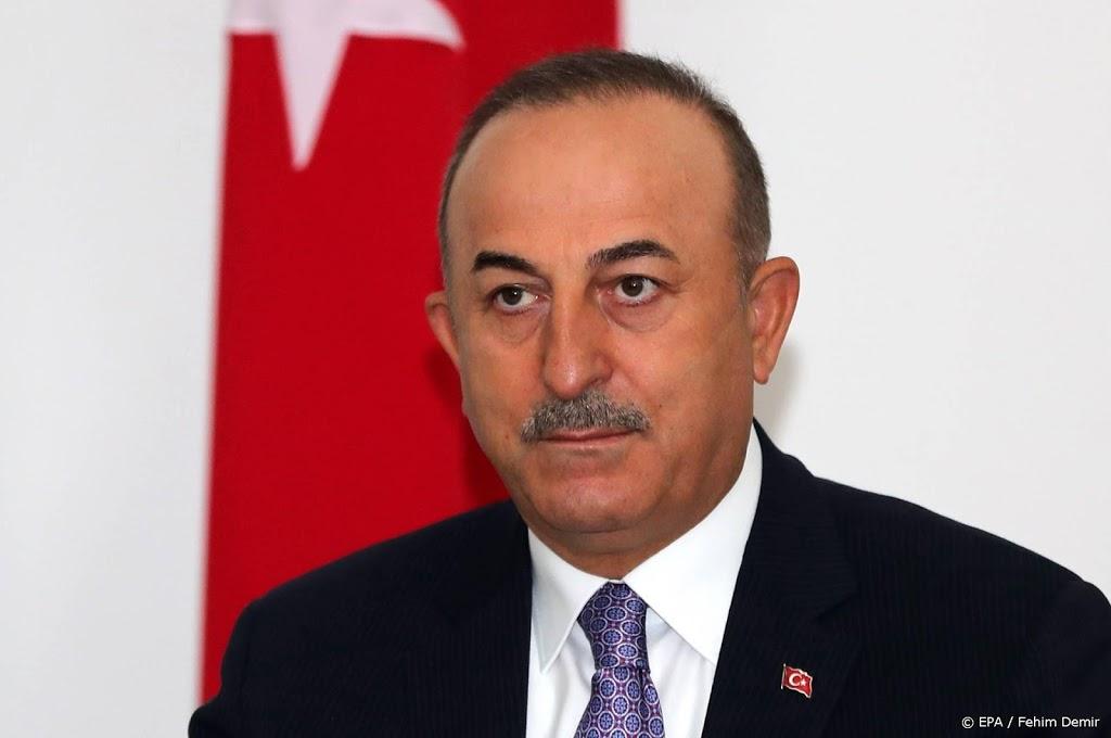 Weer Turkse buitenlandminister in Riyad sinds moord op journalist