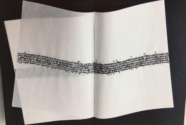 Boekwerk als kunst in Noord-Hollands Archief